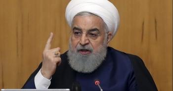 """Tổng thống Rouhani cảnh báo Mỹ: """"Đừng bao giờ đe dọa Iran"""""""
