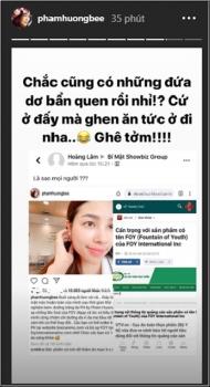 Sao Việt ngày 21/1: Phạm Hương lên tiếng khi bị 'bóc' PR kem trộn cấm sử dụng ở Việt Nam