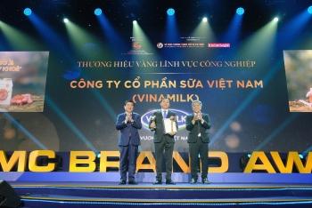 """Hoàn thành mục tiêu doanh thu 2020, công ty Vinamilk được vinh danh """"Tài sản đầu tư có giá trị của Asean"""""""