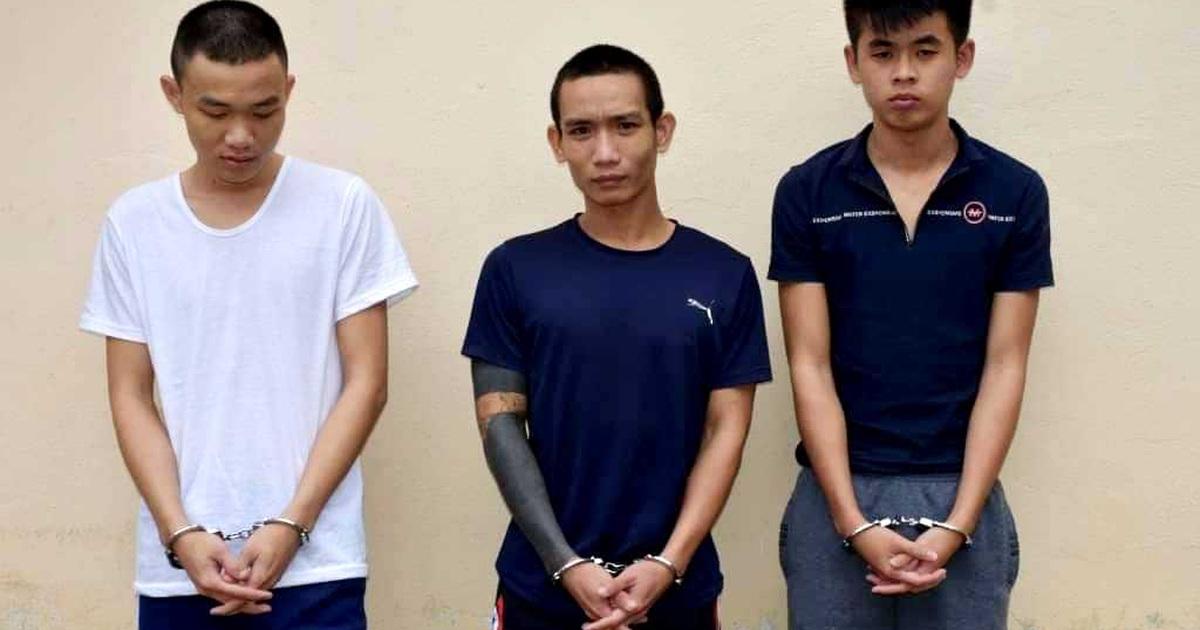 vu doi no thue bang bom xang bat tam giam them 3 doi tuong