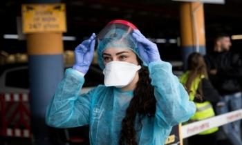 israel lebanon phat hien ca nhiem virus corona