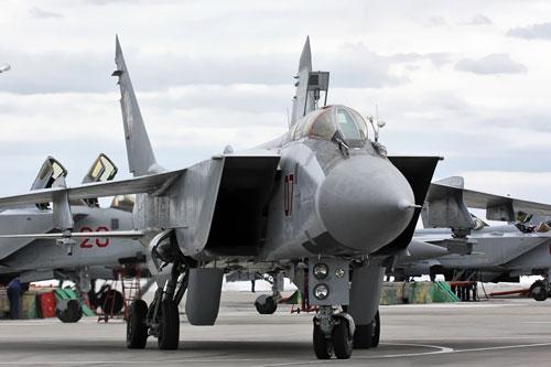 Việt Nam từng từ chối máy bay tiêm kích MiG-31 để lựa chọn SU-30