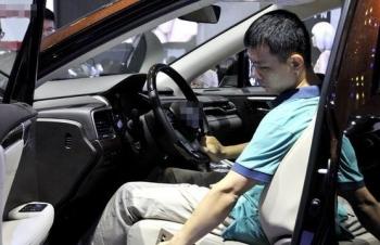 """Tiêu thụ xe hơi tăng mạnh, song tỷ lệ nội địa hóa vẫn... """"đì đẹt"""""""