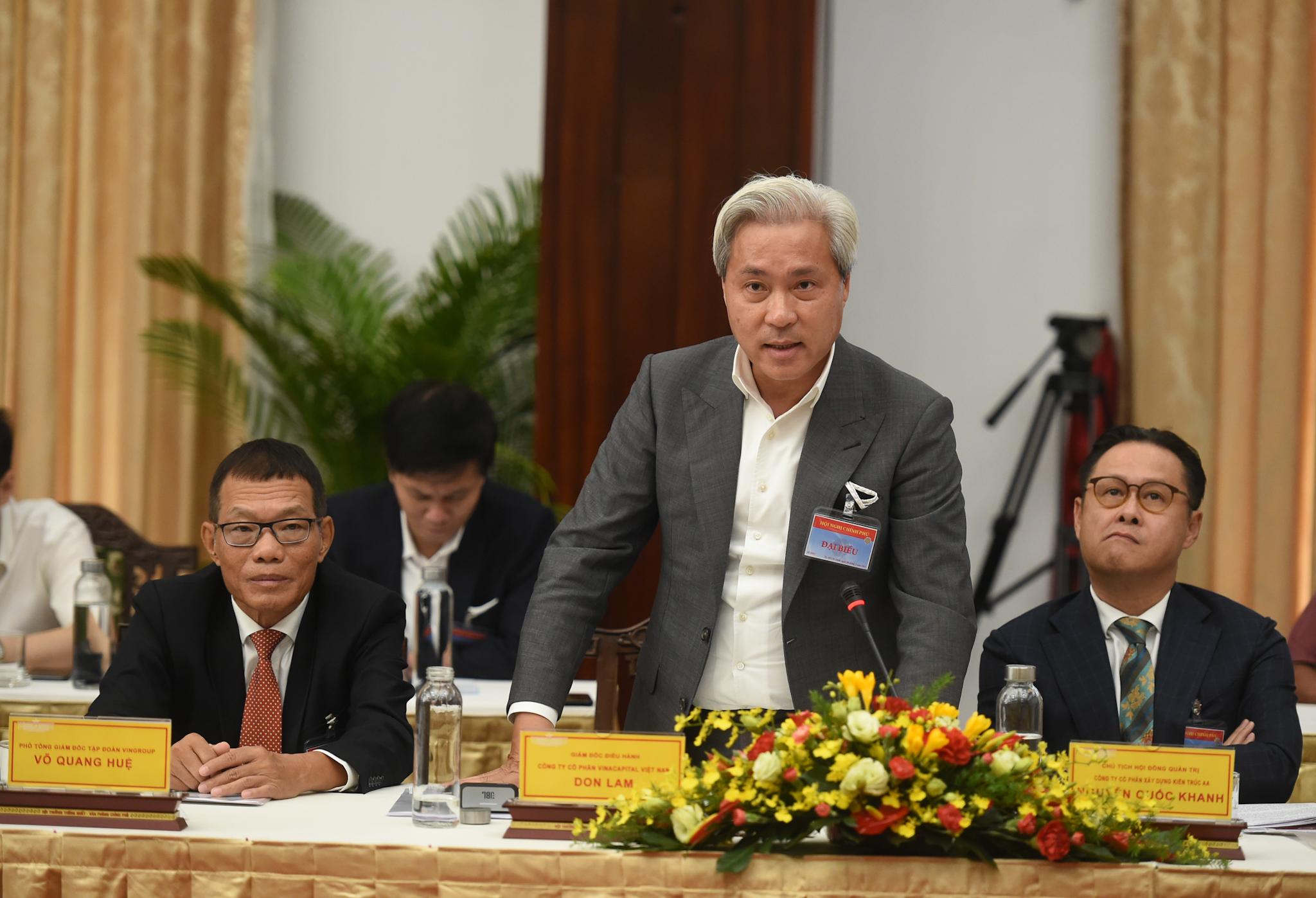 TỔNG THUẬT: Việt Nam 2045: Bức tranh đẹp ai cũng có cơ hội đặt nét vẽ lên