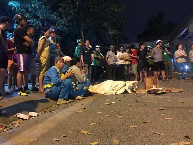 Vụ xe điên đâm hàng loạt phương tiện ở Hà Nội: Tài xế có nồng độ cồn quá cao