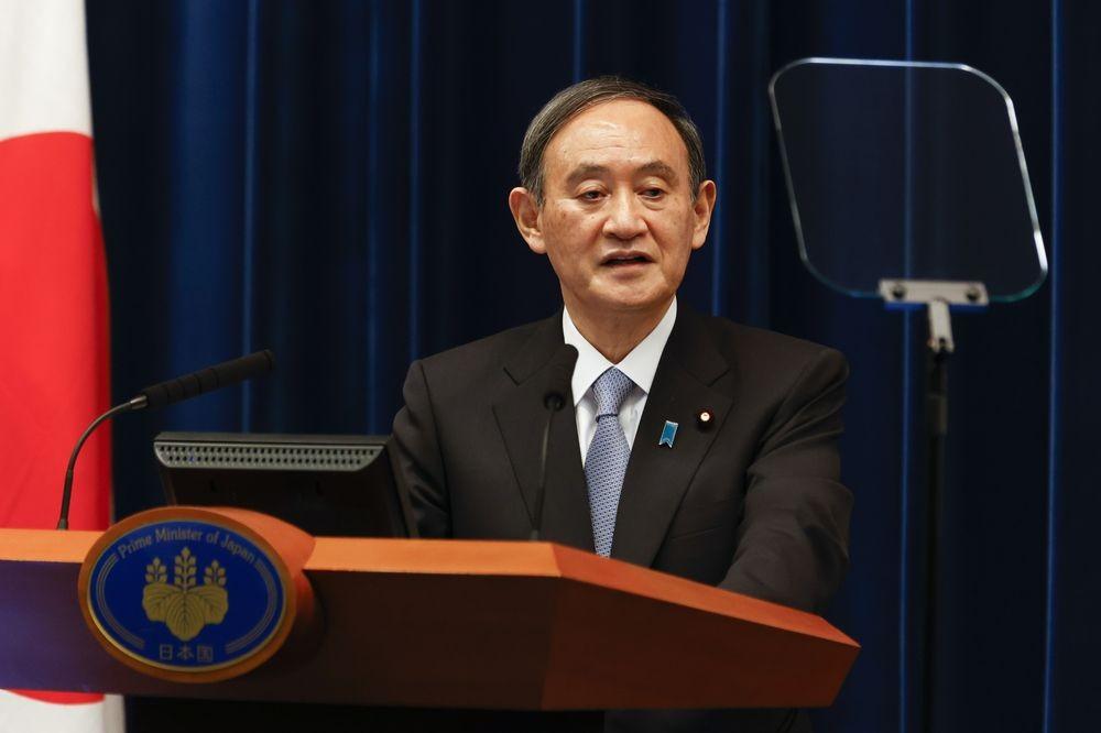 Giữa căng thẳng trên Biển Đông, Thủ tướng Nhật Bản sắp thăm Philippines và Ấn Độ. (Nguồn: Bloomberg)