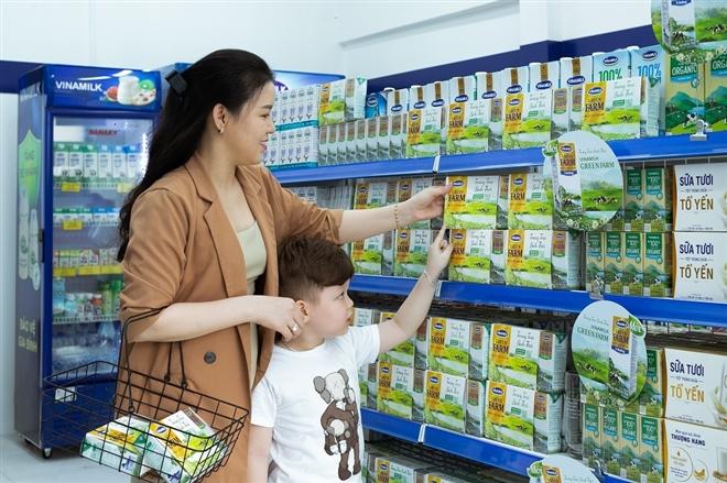 Vinamilk ra mắt sữa tươi Green Farm từ trang trại sinh thái - 2