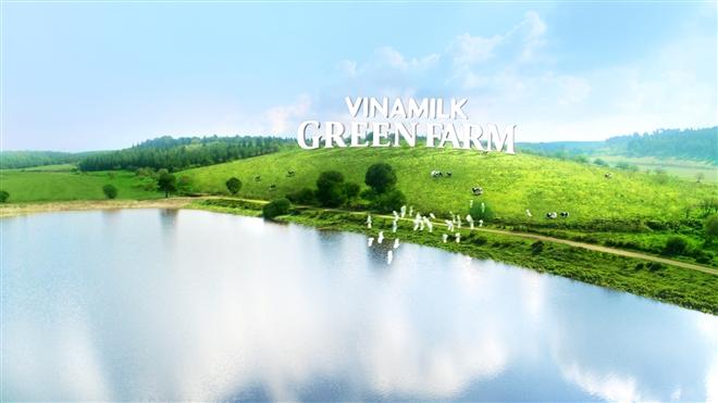 Vinamilk ra mắt sữa tươi Green Farm từ trang trại sinh thái - 3