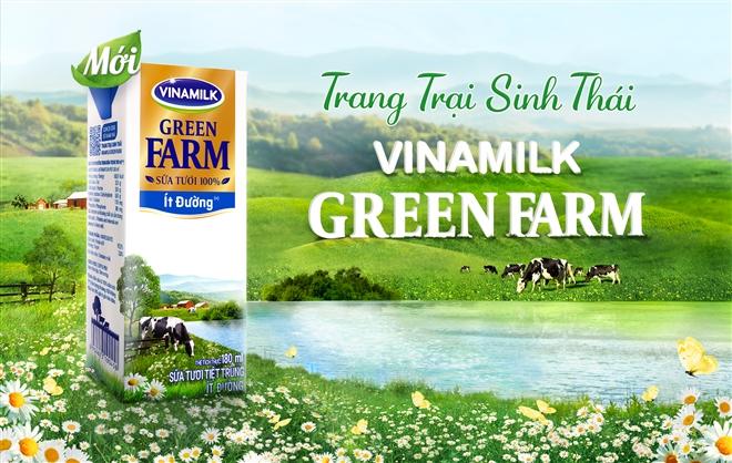 Vinamilk ra mắt sữa tươi Green Farm từ trang trại sinh thái - 5