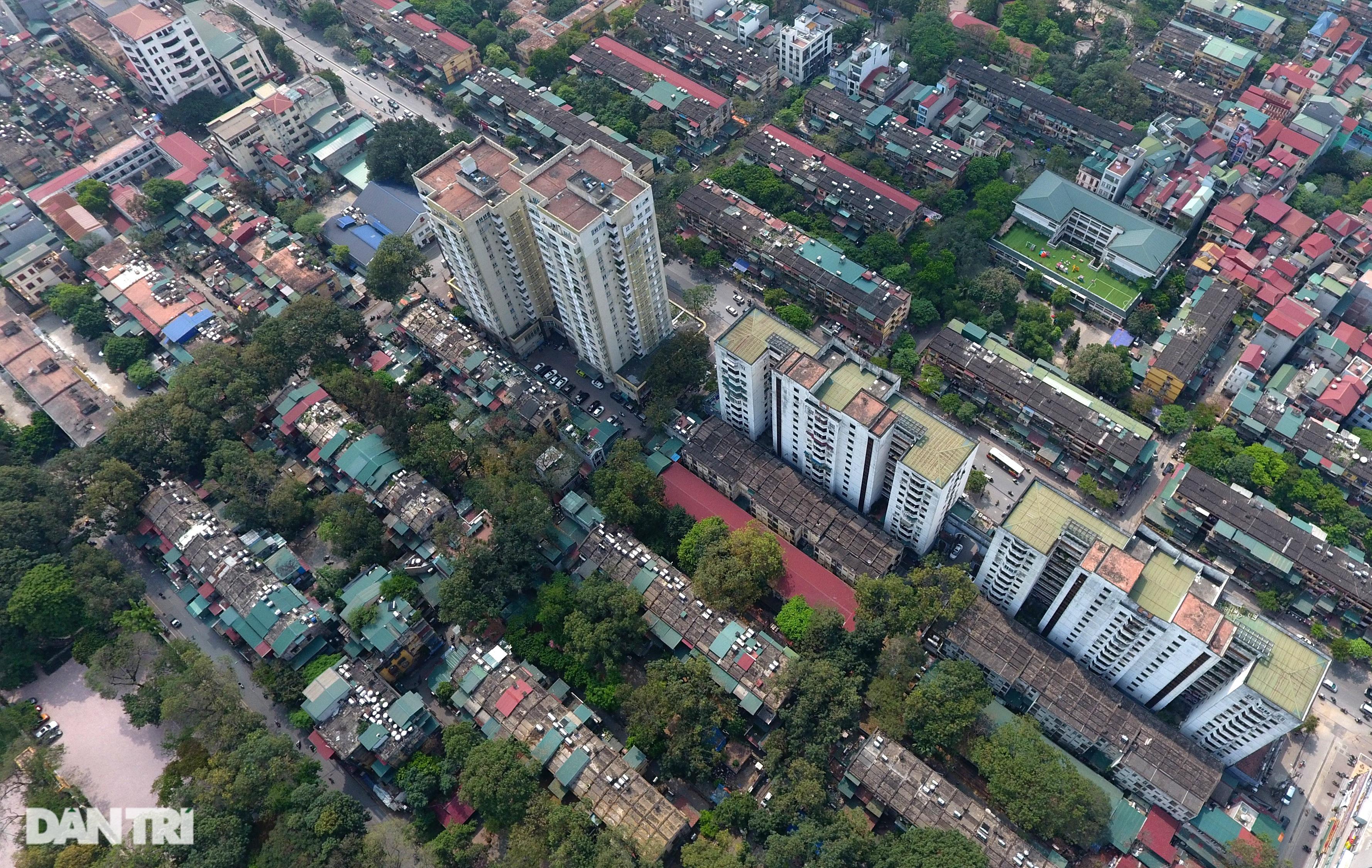 Điểm danh chung cư tập thể cũ xuống cấp, hư hỏng nặng để cải tạo, xây mới - 13
