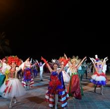 carnaval duong pho diff 2018 da nang nhung dem khong ngu