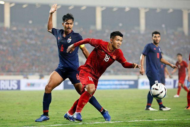 doi tuyen viet nam doi dau thai lan o kings cup 2019