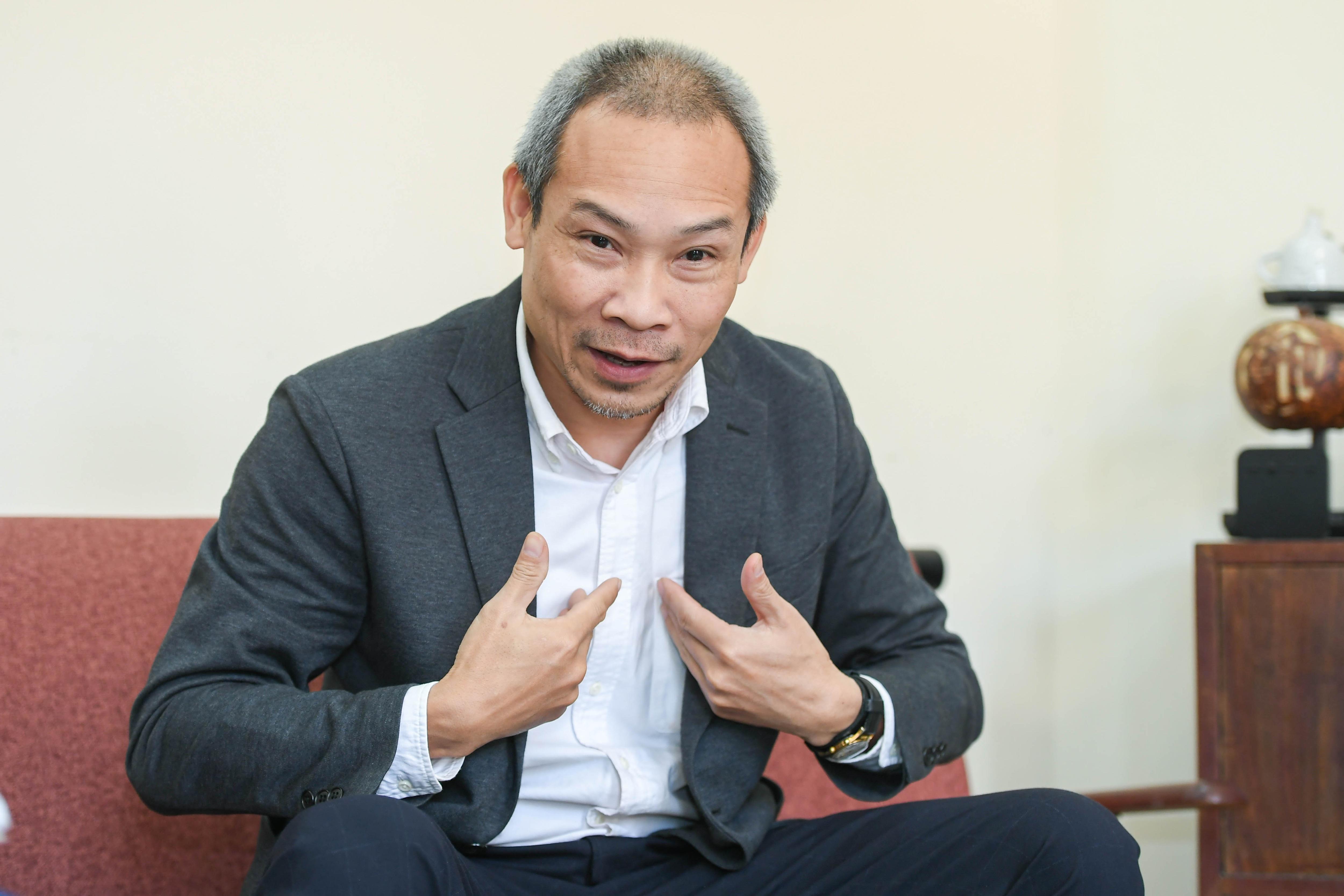 Ông Phan Đức Hiếu: Cơ hội kinh doanh không phải do giấy phép mà ra - 2