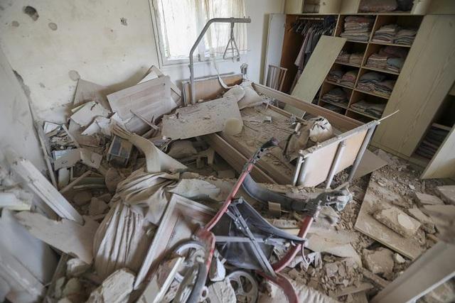 Chiến sự rung chuyển Gaza: Điều gì châm ngòi thùng thuốc súng Trung Đông? - 3