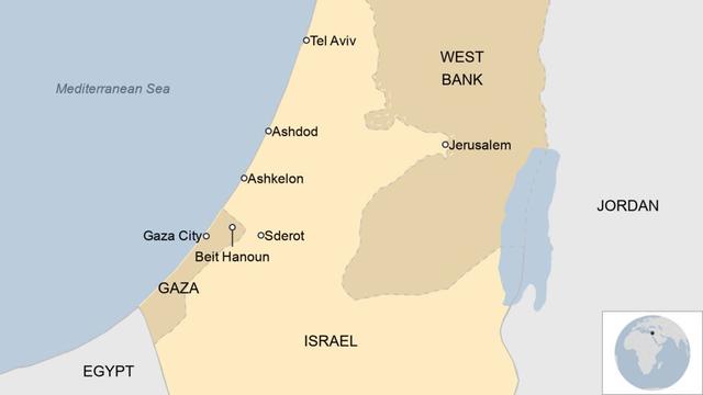 Chiến sự rung chuyển Gaza: Điều gì châm ngòi thùng thuốc súng Trung Đông? - 4