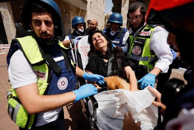 Dải Gaza chìm trong khói lửa, thùng thuốc súng Trung Đông nóng trở lại - 16