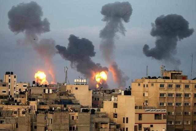 Dải Gaza chìm trong khói lửa, thùng thuốc súng Trung Đông nóng trở lại - 3