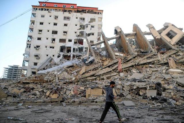 Dải Gaza chìm trong khói lửa, thùng thuốc súng Trung Đông nóng trở lại - 5