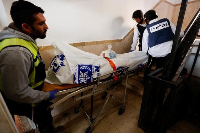 Dải Gaza chìm trong khói lửa, thùng thuốc súng Trung Đông nóng trở lại - 6