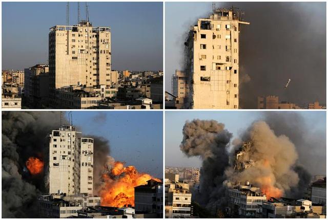 Dải Gaza chìm trong khói lửa, thùng thuốc súng Trung Đông nóng trở lại - 7