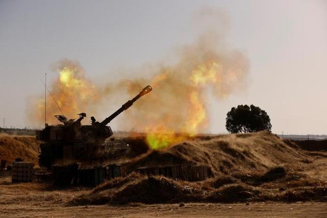 Dải Gaza chìm trong khói lửa, thùng thuốc súng Trung Đông nóng trở lại - 8