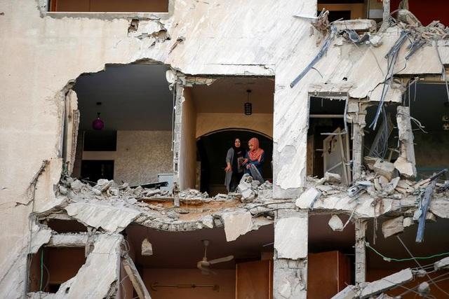 Dải Gaza chìm trong khói lửa, thùng thuốc súng Trung Đông nóng trở lại - 9