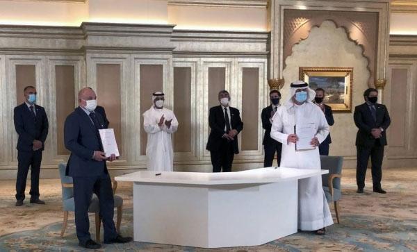 Israel và UAE ký Thỏa thuận vận chuyển dầu