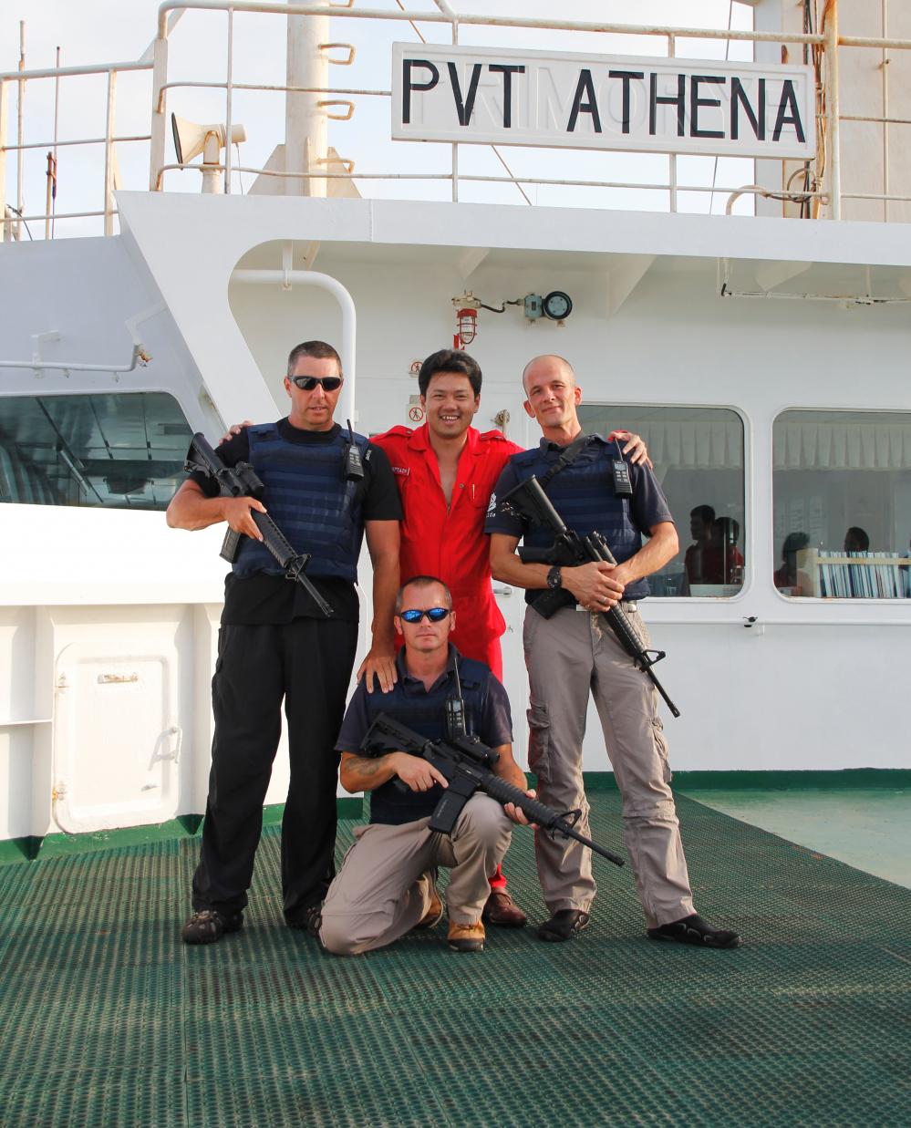 PVTrans từng thuê đặc nhiệm Mỹ, Pháp chống cướp biển, bảo vệ tàu dầu