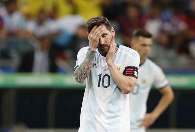 messi noi gi sau tran thua tui ho cua argentina