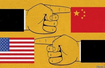 Mỹ-Trung Quốc căng thẳng: Chiến tuyến mới