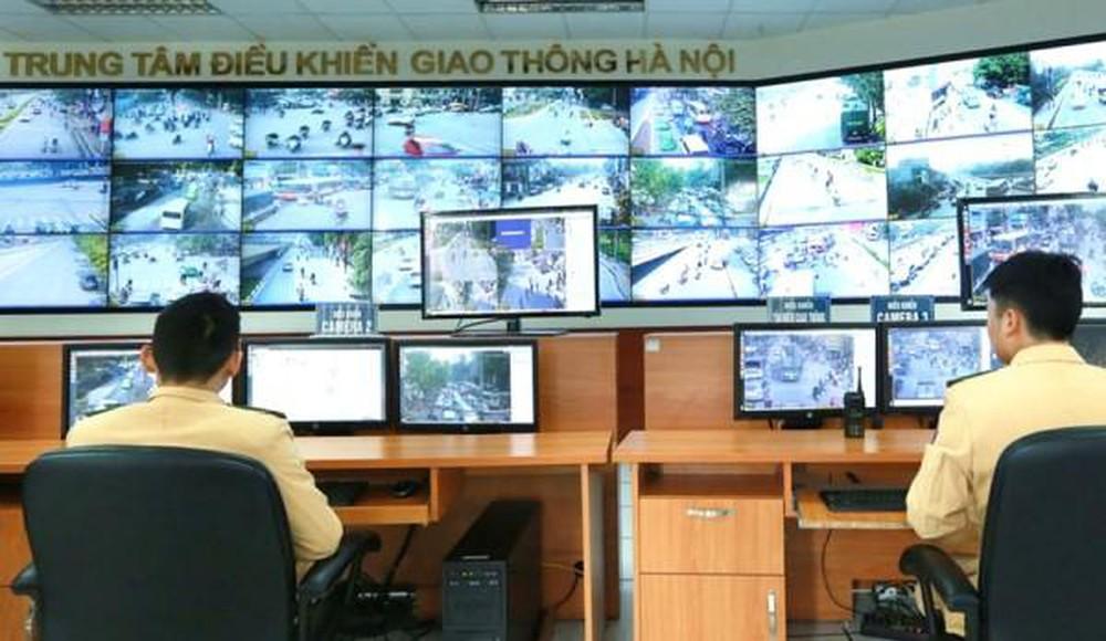 Đẩy mạnh giám sát, xử phạt vi phạm thông qua hệ thống camera giám sát
