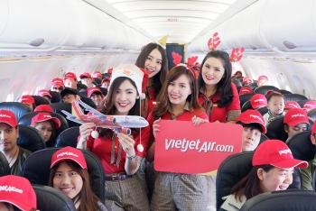 Vietjet là hãng hàng không đầu tiên khai thác trở lại tại sân bay  Phuket (Thái Lan) từ ngày 13/06/2020