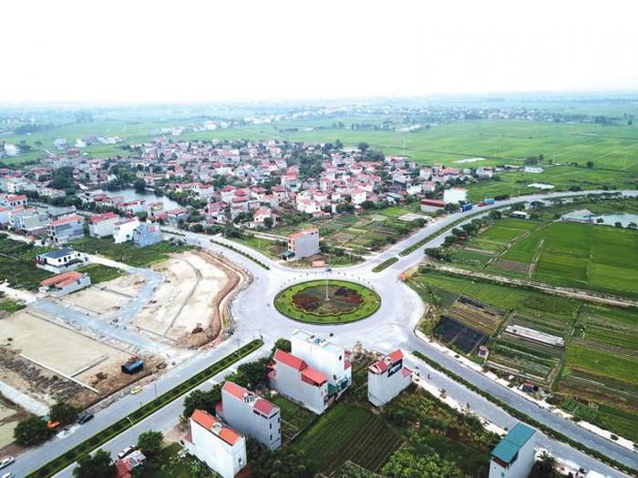 Công nhận huyện Lương Tài (Bắc Ninh) đạt chuẩn NTM