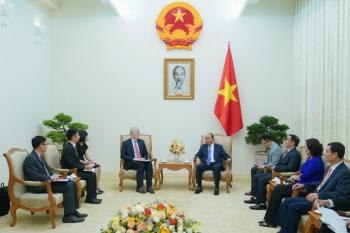 Thủ tướng tiếp Giám đốc ADB tại Việt Nam