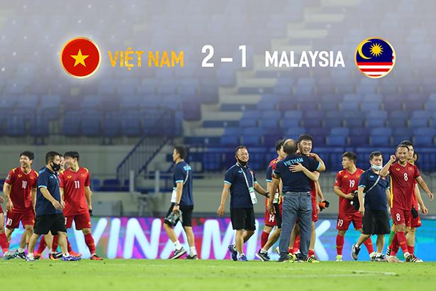 Chiến thắng lần 2 trên sân UAE: Dinh dưỡng vàng đồng hành cùng ĐT Việt Nam