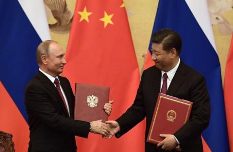 Nga giúp Trung Quốc làm nhà máy điện hạt nhân