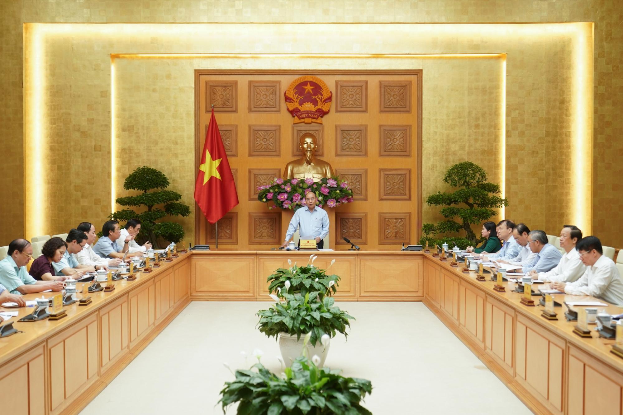 thu tuong nguyen xuan phuc chu tri cuoc hop ban chi dao dieu hanh gia