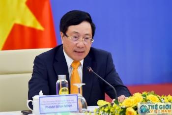 Phó Thủ tướng Phạm Bình Minh đề nghị Việt Nam-Trung Quốc kiểm soát tốt bất đồng trên Biển Đông