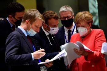 Cuối cùng, vượt khác biệt, Liên minh châu Âu đã đạt đồng thuận gói ngân sách lớn kỷ lục