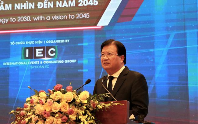 Phó Thủ tướng Trịnh Đình Dũng dự Diễn đàn cấp cao năng lượng Việt Nam