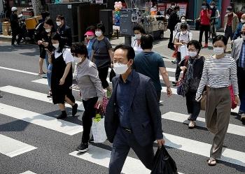 Kinh tế Hàn Quốc rơi vào suy thoái