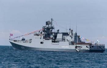 Địa Trung Hải bỗng 'rộn ràng', Mỹ vừa tập trận bắn đạn thật, Nga cũng phải góp vui