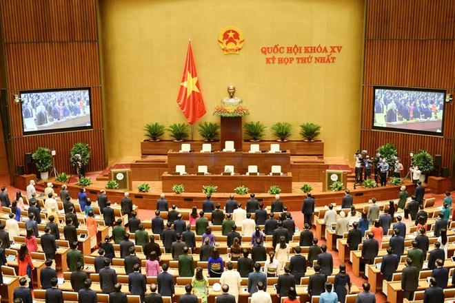 Tổng Bí thư nói về tinh thần phụng sự với các đại biểu Quốc hội khóa mới - 2