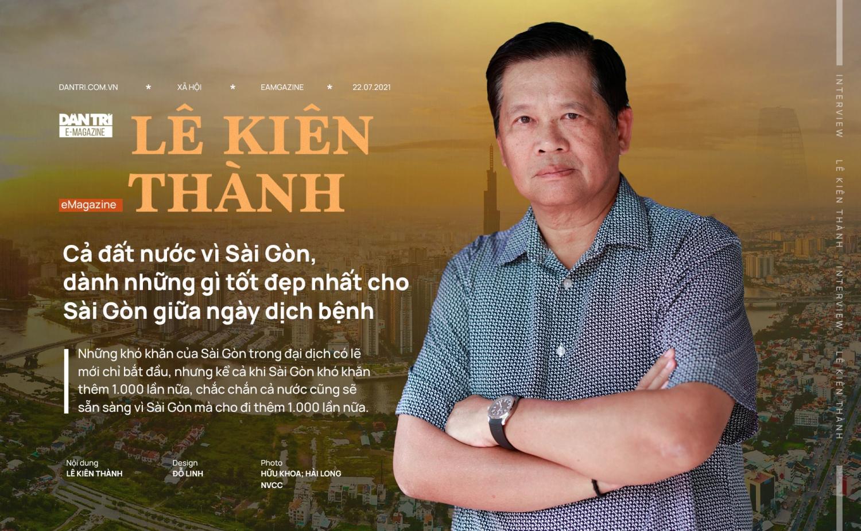 Con trai cố TBT Lê Duẩn: Cả nước đang dành những gì tốt nhất cho Sài Gòn