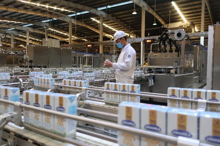 Vinamilk: Doanh thu Quý 2/2021 cao kỷ lục nhờ mảng xuất khẩu và sự phục hồi của thị trường nội địa