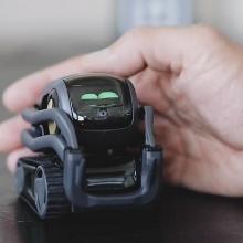 video robot cun cung biet bieu hien cam xuc