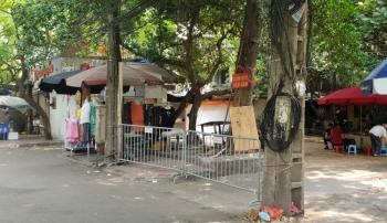 """Ba Đình – Hà Nội: Cư dân tập thể Giảng Võ """"cầu cứu"""" khi bị bị """"chặn"""" lối đi"""