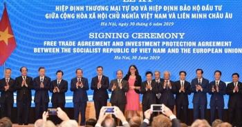 Thủ tướng phê duyệt Kế hoạch thực hiện Hiệp định EVFTA