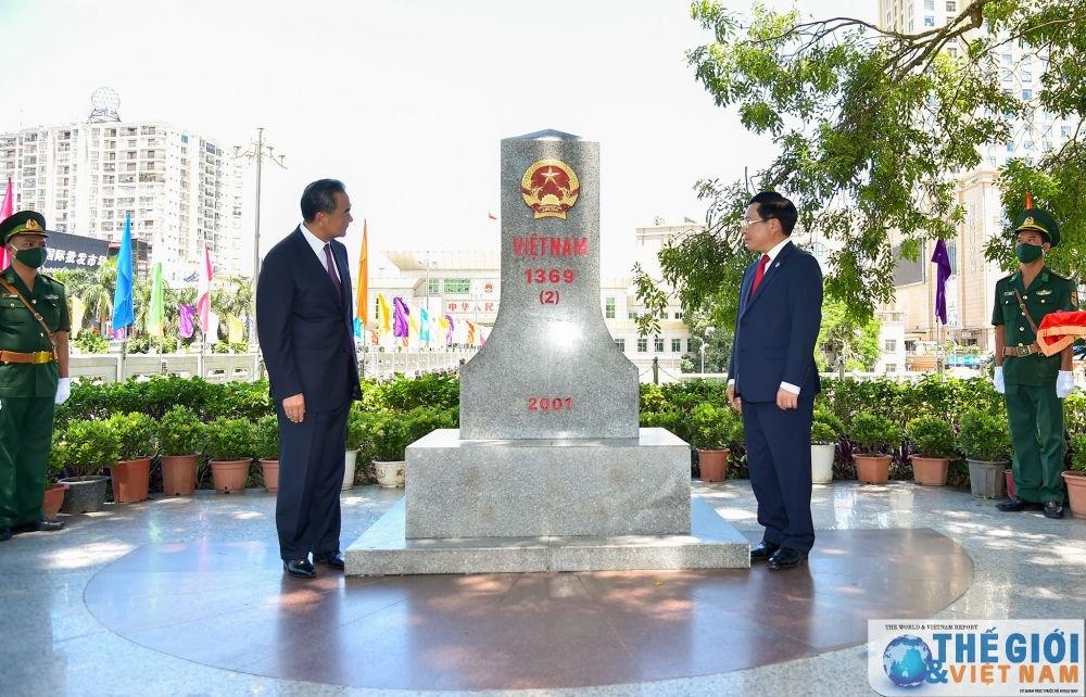 Việt Nam-Trung Quốc tiếp tục thúc đẩy hợp tác tại khu vực biên giới