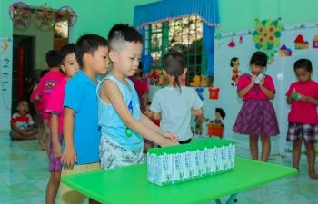 """Chương trình Sữa học đường với các công tác chuẩn bị cho mùa tựu trường """"mùa dịch"""""""